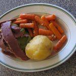 Cornbeef and Cabbage